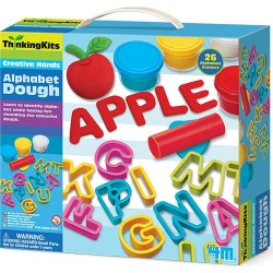 4M ALPHABET DOUGH 4714