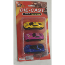CAR SKY DIE CAST 1:64 3S SKY-NM342381